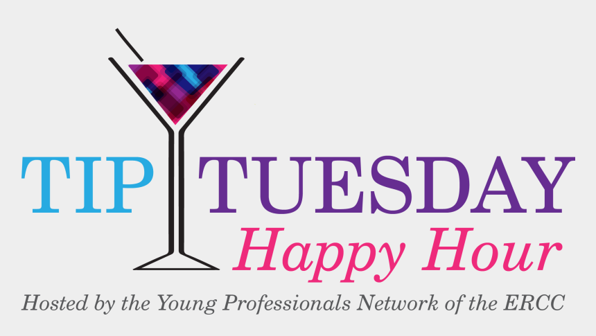 happy tuesday clipart, Cartoons - Encourage Your Employees, Ages 21-40 To Attend This - Martini Glass