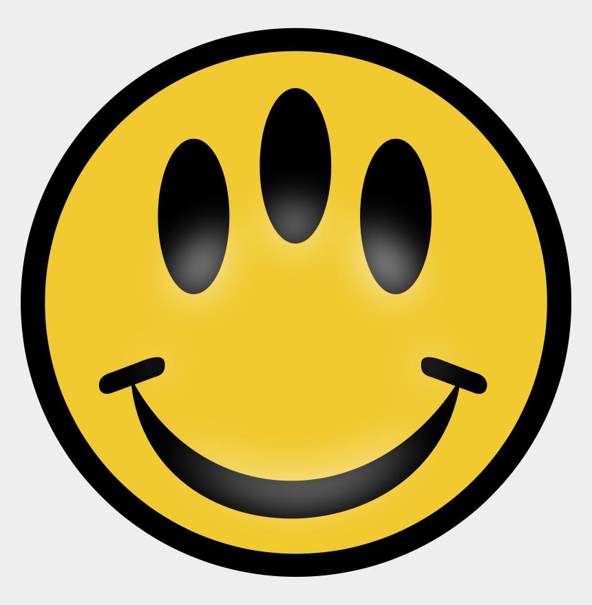 evolution clipart, Cartoons - Clip Art Tags - Three Eye Happy Face