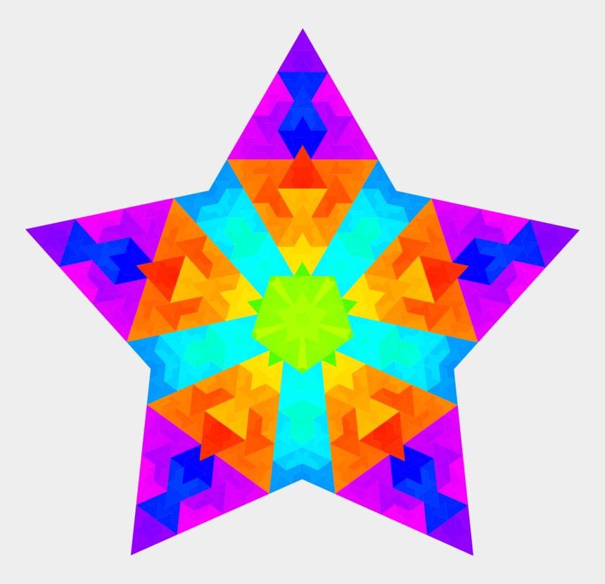 star shape clipart, Cartoons - Geometry Geometric Shape Star Triangle - Geometric Shape