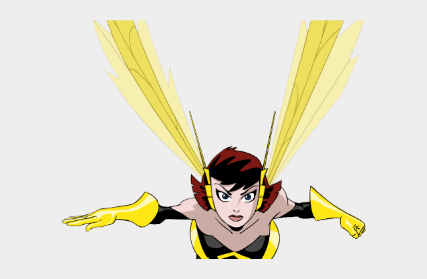 wasp clipart, Cartoons - Ant Man And The Wasp Clipart
