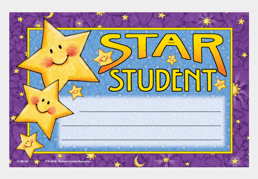 star student clipart, Cartoons - Tcr4508 Star Student Awards From Mary Engelbreit Image - Star Student Certificates Templates