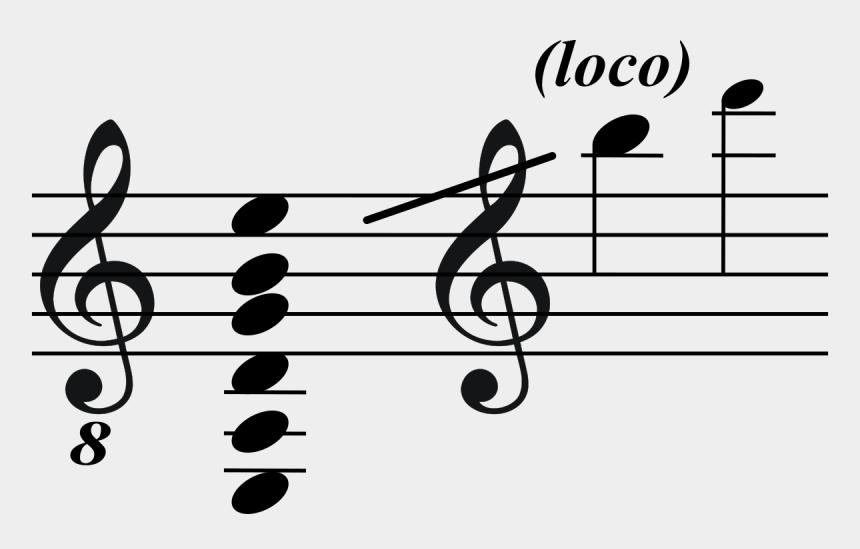 clipart note de musique, Cartoons - Guitar Tunings - Compound Interval Music
