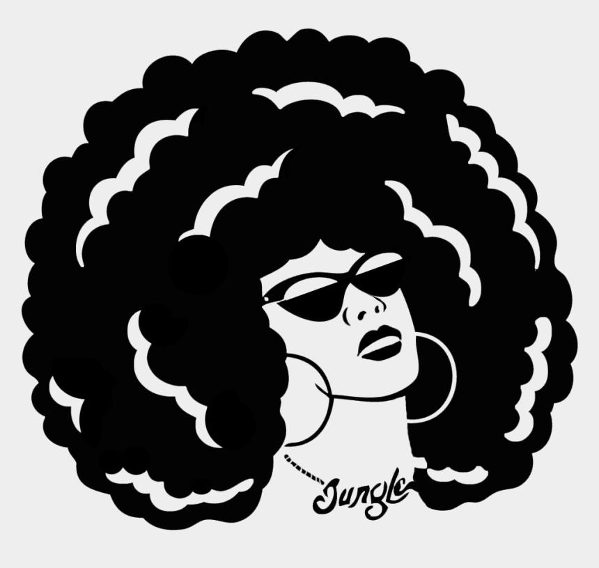 jungle clipart black and white, Cartoons - Jungle Merch - Illustration