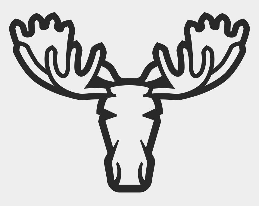 moose head clipart, Cartoons - Bull Moose Industries Logo
