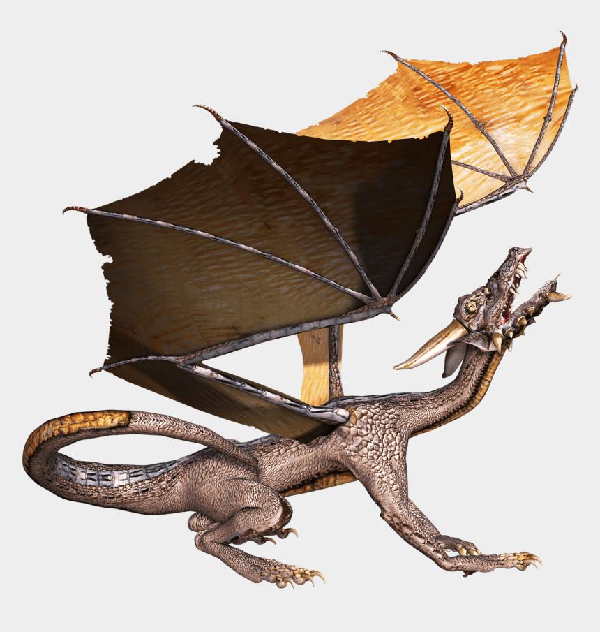 dragon head clipart, Cartoons - Comics And Fantasy - Dragon