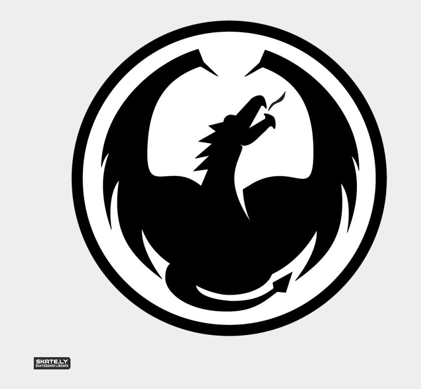 dragon head clipart, Cartoons - Dragon Sunglasses < Skately Library - Dragon Alliance Logo Png