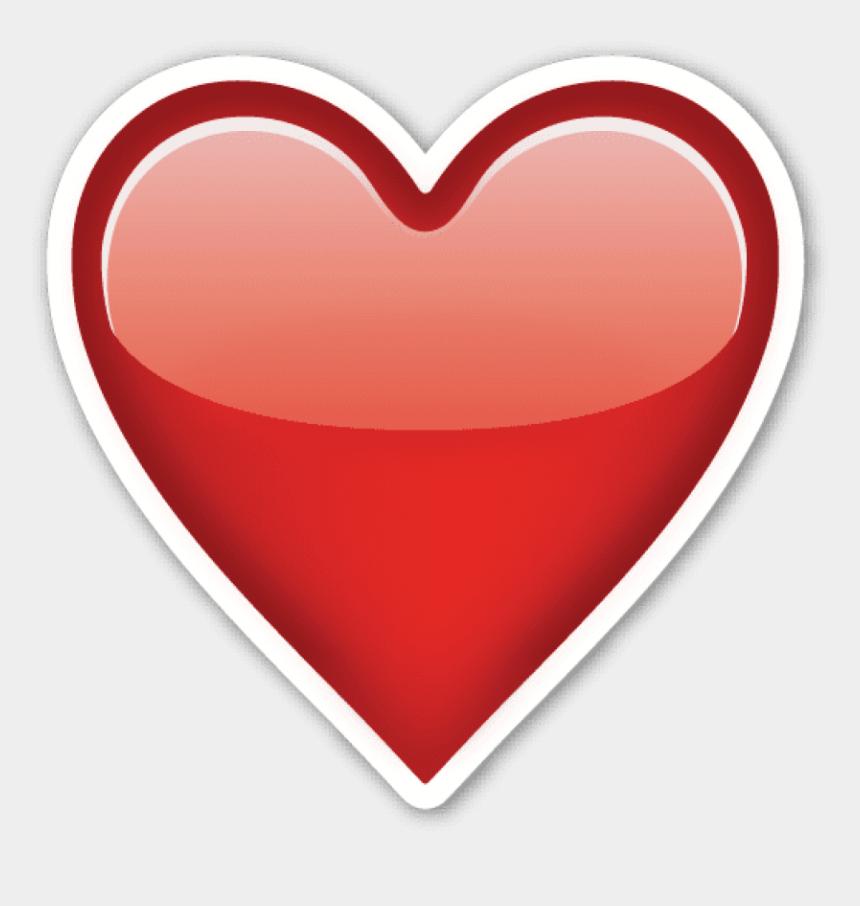 free emoji clipart, Cartoons - Free Png Red Heart Emoji White Border Png Images Transparent - Heart Emoji No Background