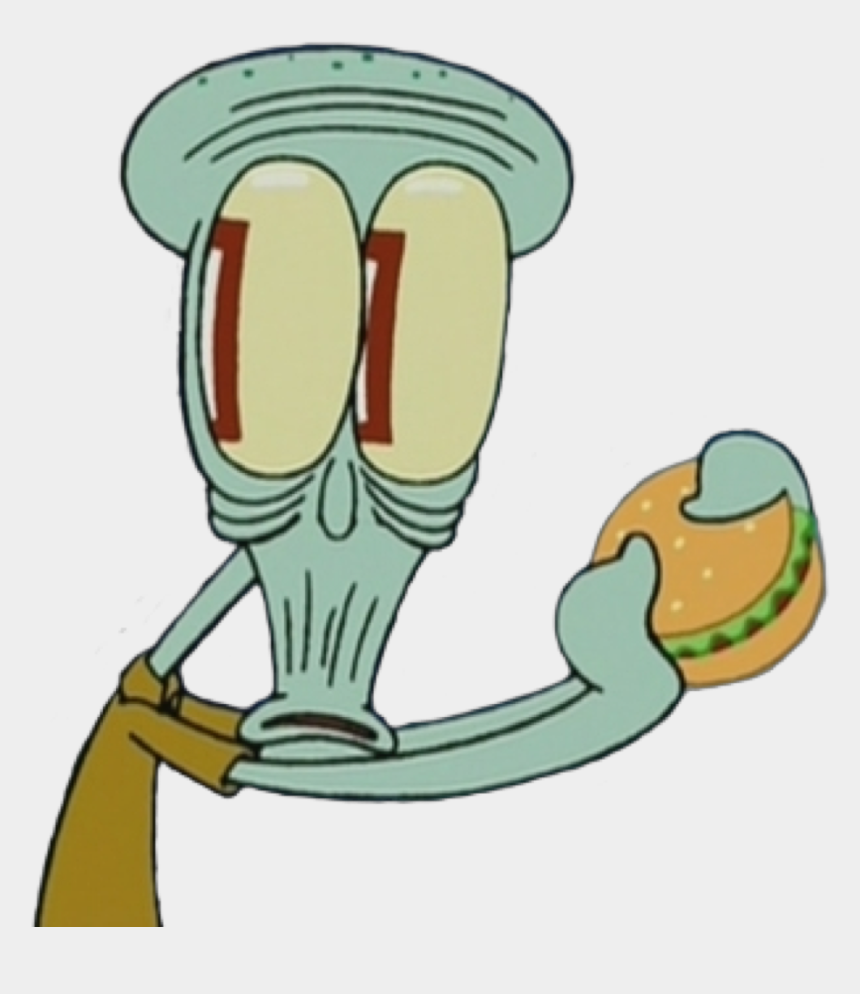 shocked face clipart, Cartoons - #spongebob #squidward #mood #reaction #face #shocked - Bob Esponja Memes Para Stickers