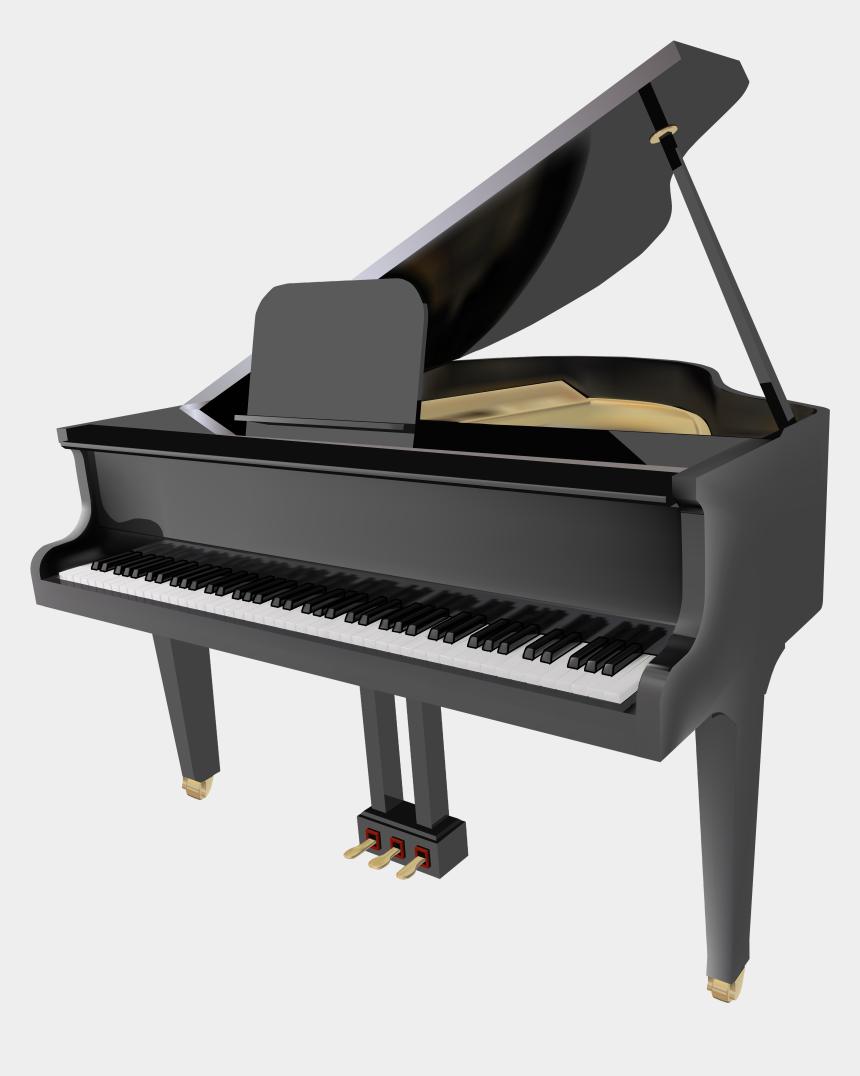 piano clip art, Cartoons - Grand Piano Png Clipart - Piano Clipart Png