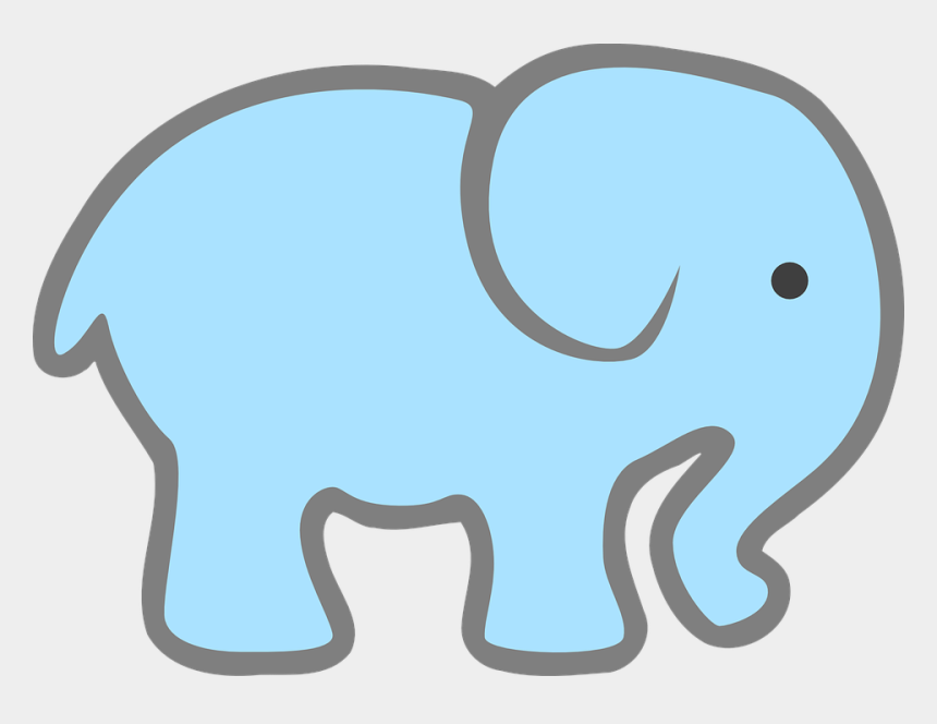 elephant clip art, Cartoons - Free Baby Elephant Clip Art - Clipart Elephants