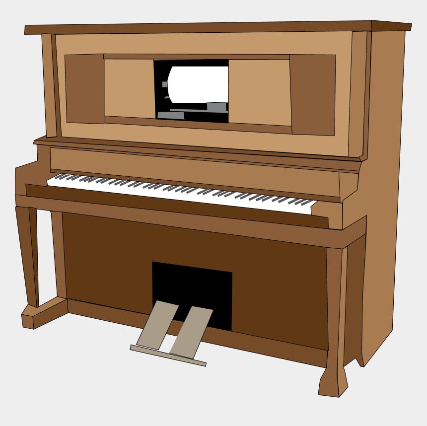 piano clip art, Cartoons - Piano Svg Simple Clip Art Library Library - Player Piano