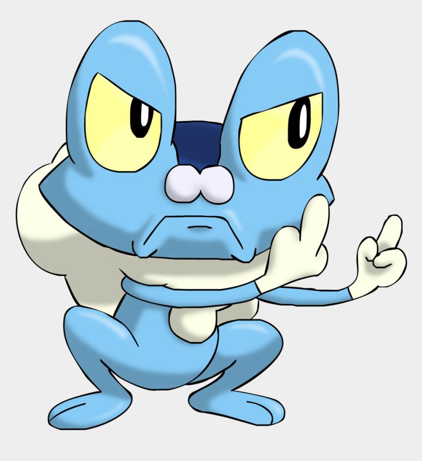 middle finger clipart, Cartoons - Pokemon Middle Finger Png