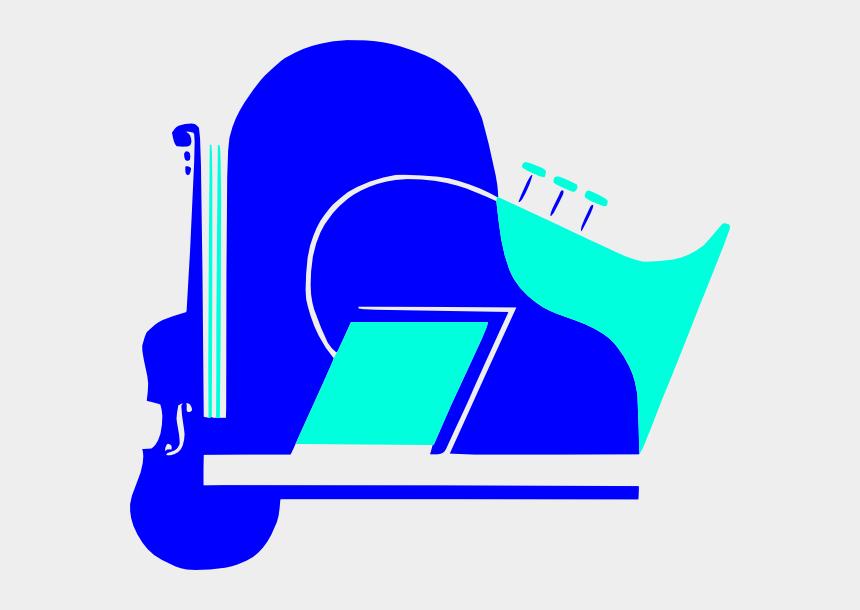 piano clip art, Cartoons - Free Vector Violin Piano Saxophone Clip Art - Piano & Violin Vector