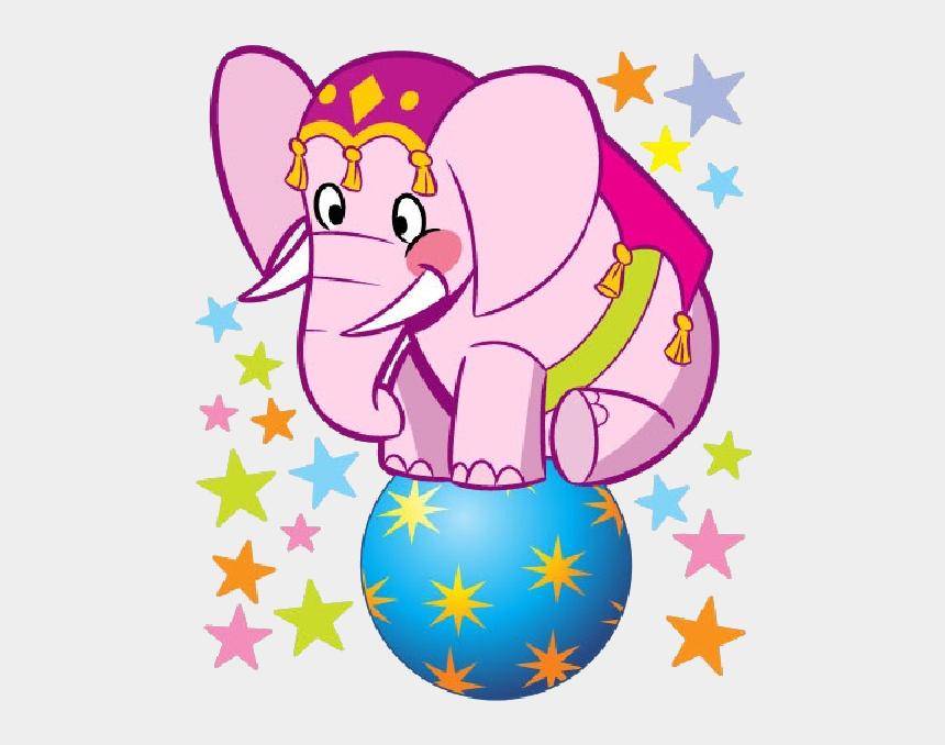 elephant clip art, Cartoons - Circus Elephant Clipart Clipart Freeuse Download - Cliff Richard Help It Along