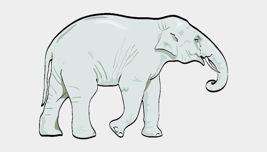 elephant clip art, Cartoons - Clipart Info - Indian Elephant