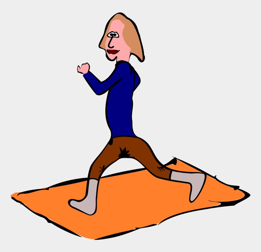 exercise clip art, Cartoons - Clip Art At Clker - Ejercicios Siluetas Mujer Haciendo Deporte Vector