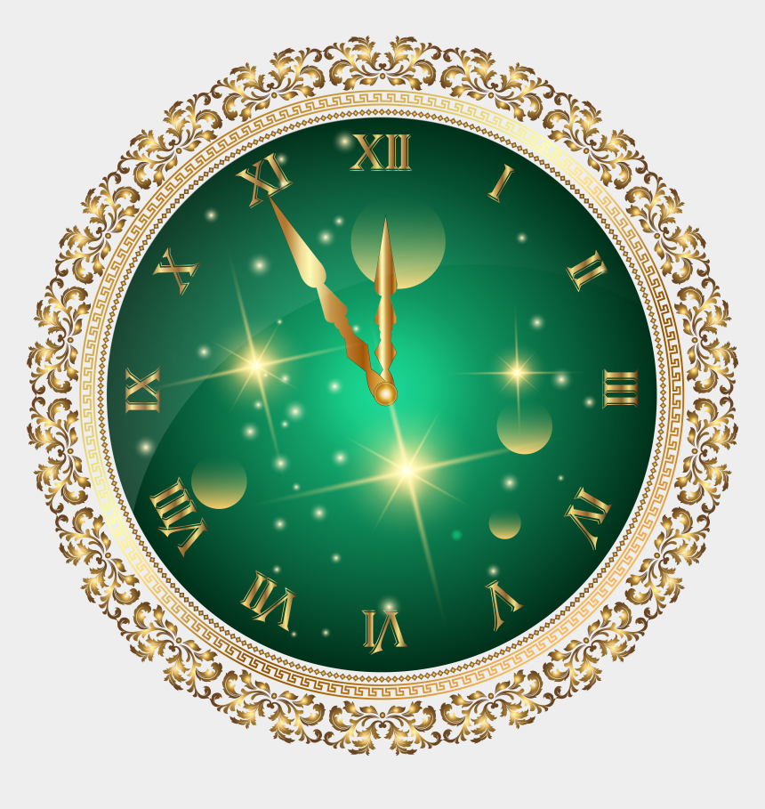 new years clip art, Cartoons - Diamond Png Transparent - Gold New Year Png