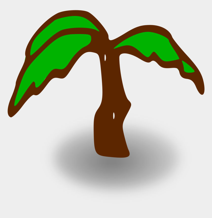 palm trees clip art, Cartoons - Palm Tree Png Cartoon - Palm Tree Clip Art