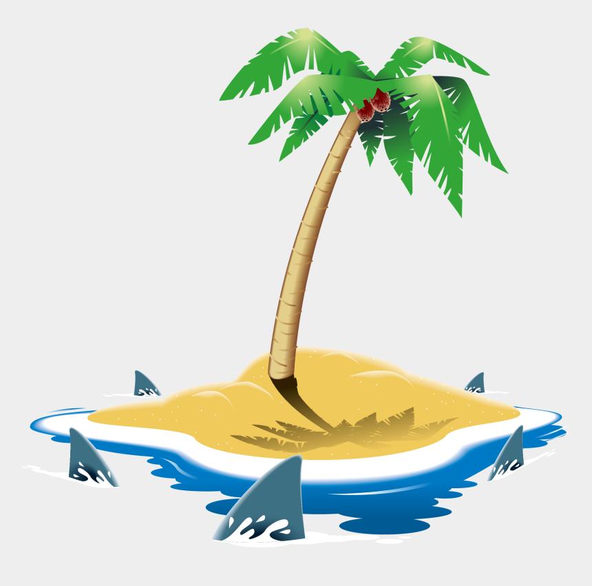 palm trees clip art, Cartoons - Palmier Sticker Paper Clip - Palms Vector