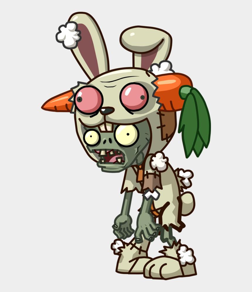 zombie clipart, Cartoons - Zombie Bunny, Zombie 2, Plant Zombie, Zombie Birthday - Plants Vs Zombies Png