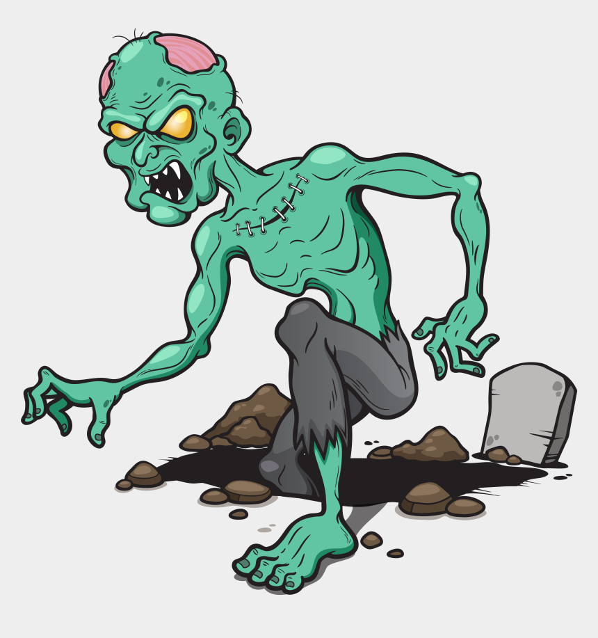 zombie clipart, Cartoons - Download - Zombie Clipart No Background