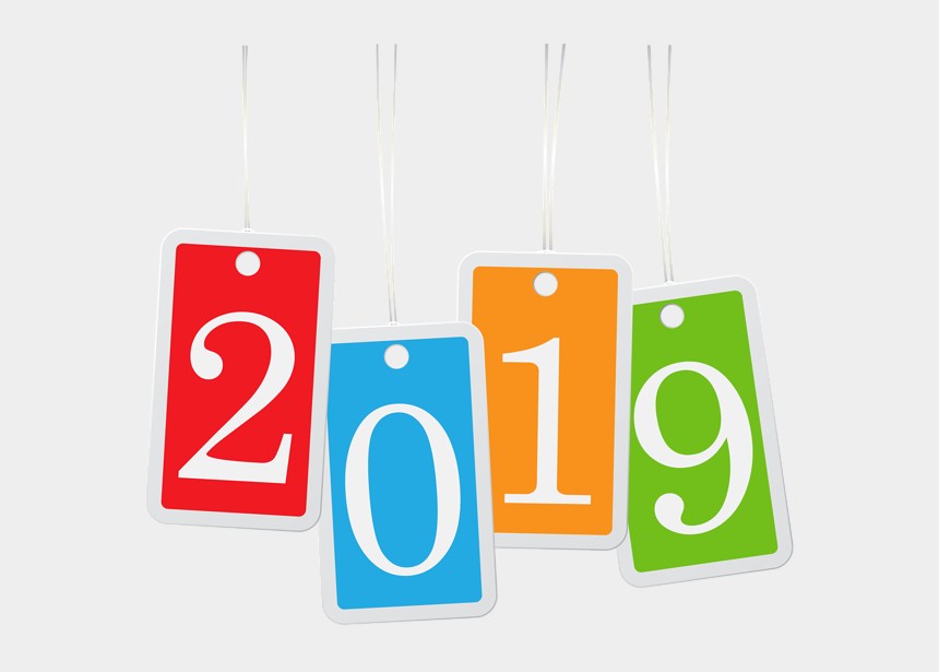 Happy New Year Transparent Background 102