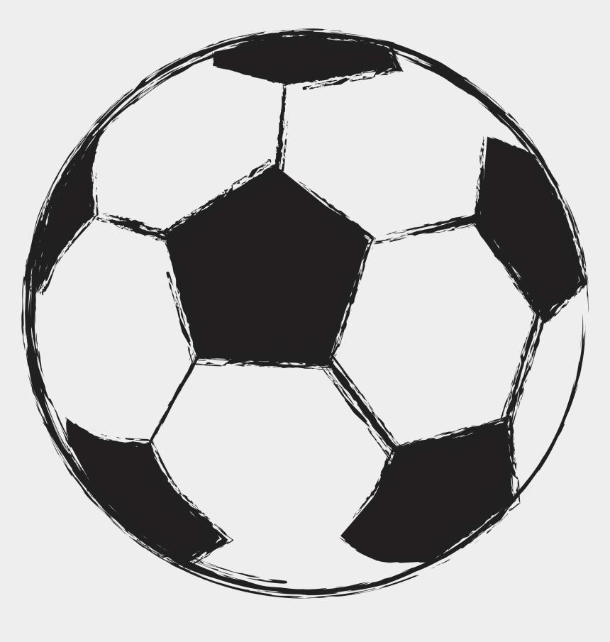 football clip art, Cartoons - Vetor Bola De Futebol Png