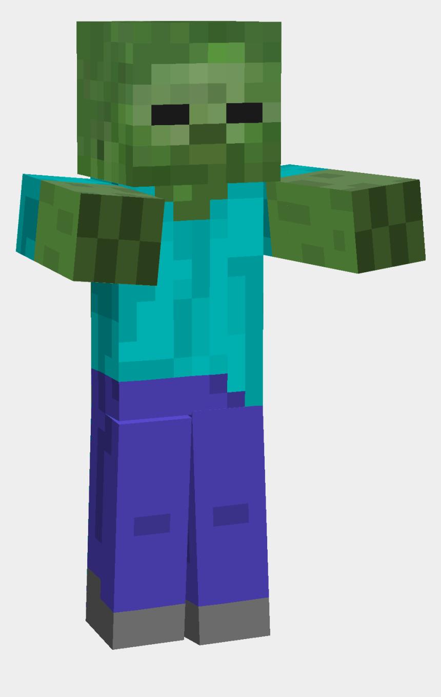 zombie clipart, Cartoons - Zombi Minecraft Clipart, Minecraft Memes, Minecraft - Minecraft Zombie