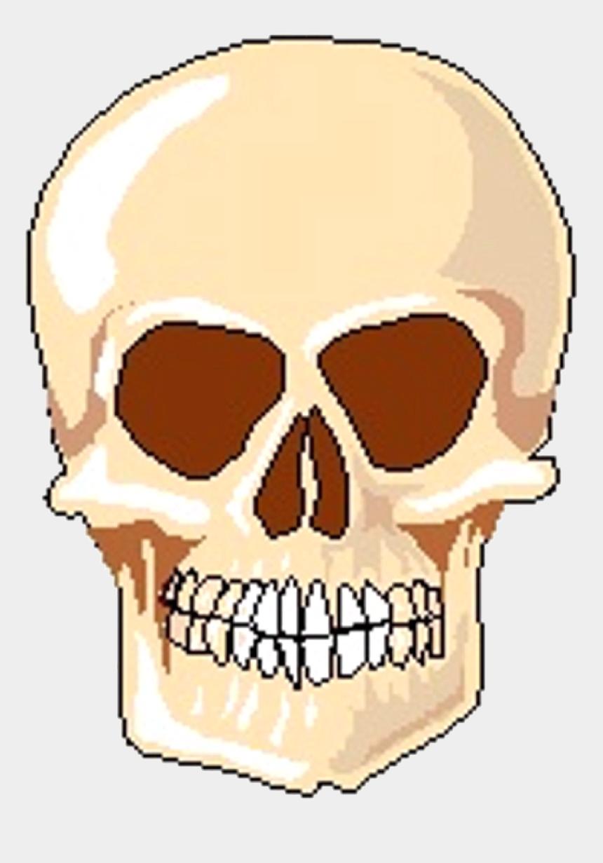 halloween clipart free, Cartoons - Download Halloween Coloring Pages And Halloween Clipart - Skull