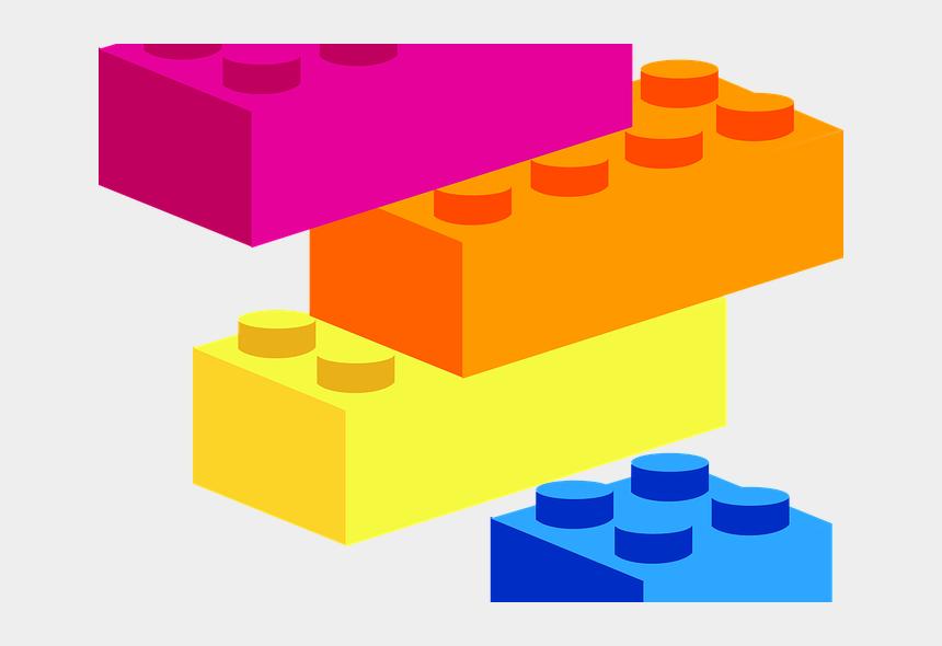 construction clip art, Cartoons - Summer Learning Lego Builders - Legos Clip Art