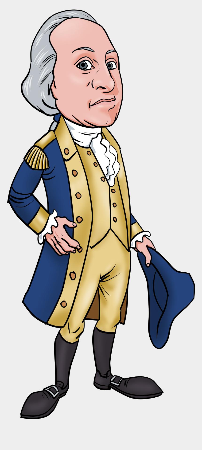 George Washington Clipart