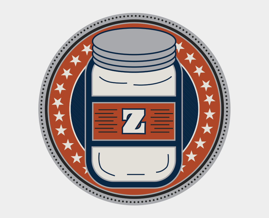 """mason jar clipart, Cartoons - """"mason Jar"""" Challenge Coin By Zac Brown Band - Thank You For Being A Scentsational Teacher Printable"""