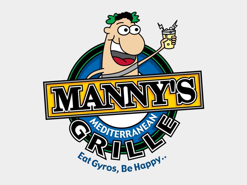 grill clip art, Cartoons - Manny's Neighborhood Grill Manny's Neighborhood Grill