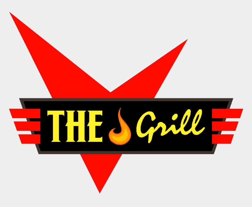 grill clip art, Cartoons - Court Street Grill - Graphic Design