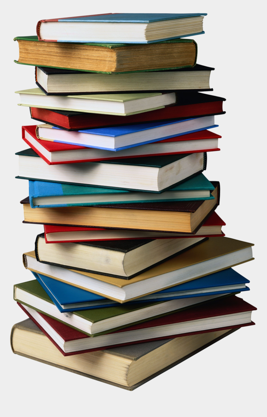 stack of books clipart black and white, Cartoons - Acur Lunamedia Co Ⓒ - Stack Of Books Transparent