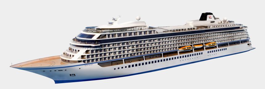 cruise ship clipart, Cartoons - Cruise Ship Clipart Transparent - Viking Cruise Ships