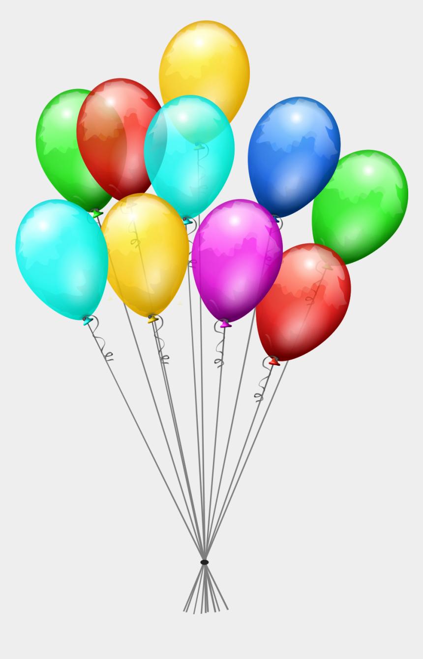 birthday party clip art, Cartoons - Birthday Balloon Clipart Transparent Background