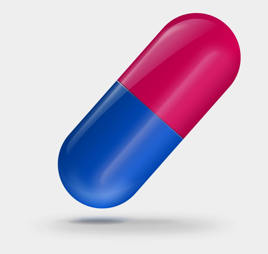 pill clipart, Cartoons - Download - Капсула Пнг