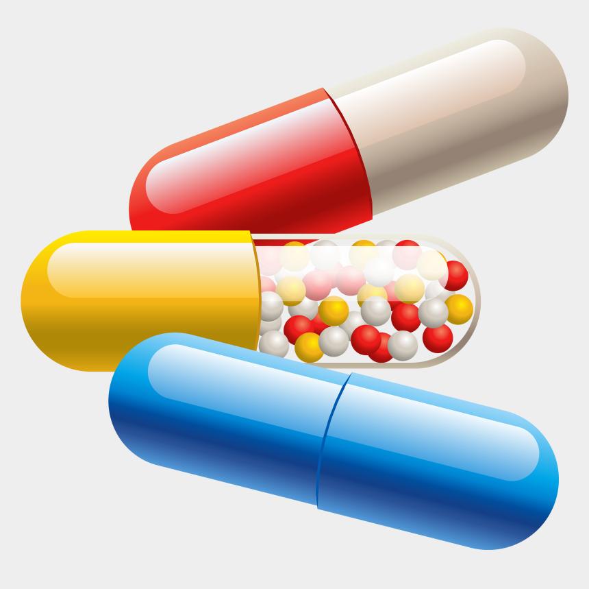 pill clipart, Cartoons - Pill Capsules Png Clipart - Medical Shop Logo Png