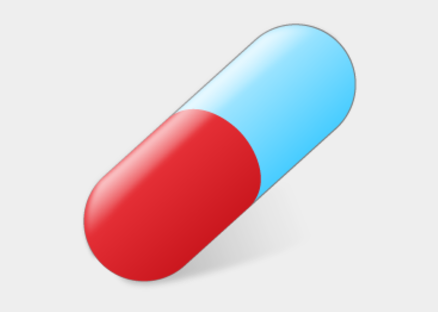 pill clipart, Cartoons - Cartoon Pill Transparent