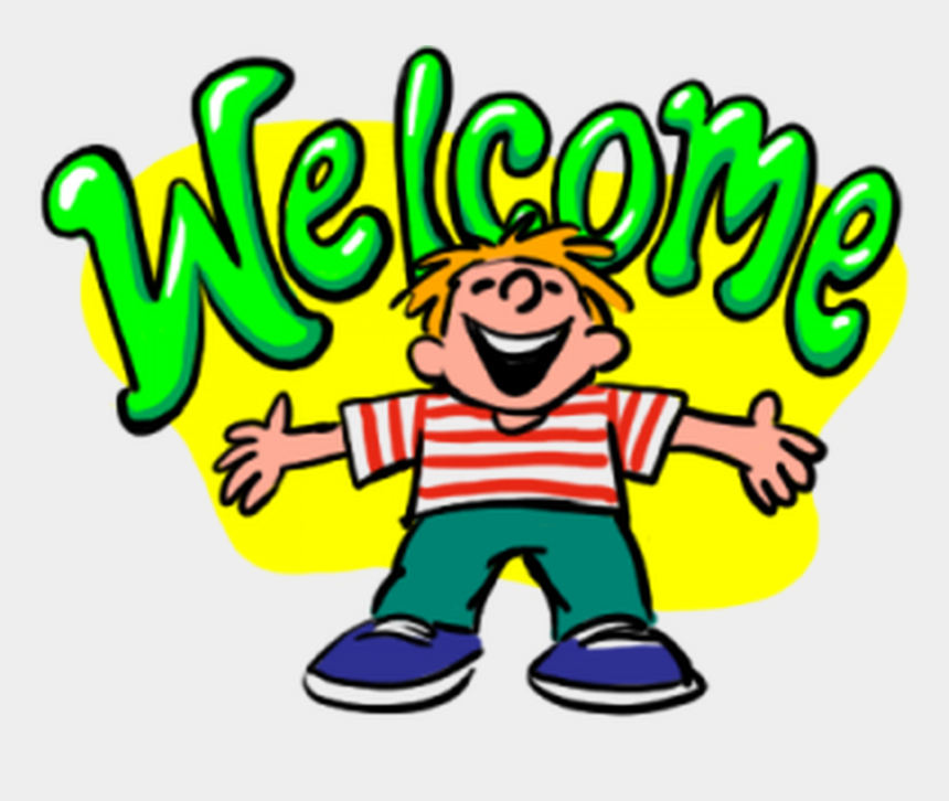 welcome clip art, Cartoons - Welcome Clipart Free