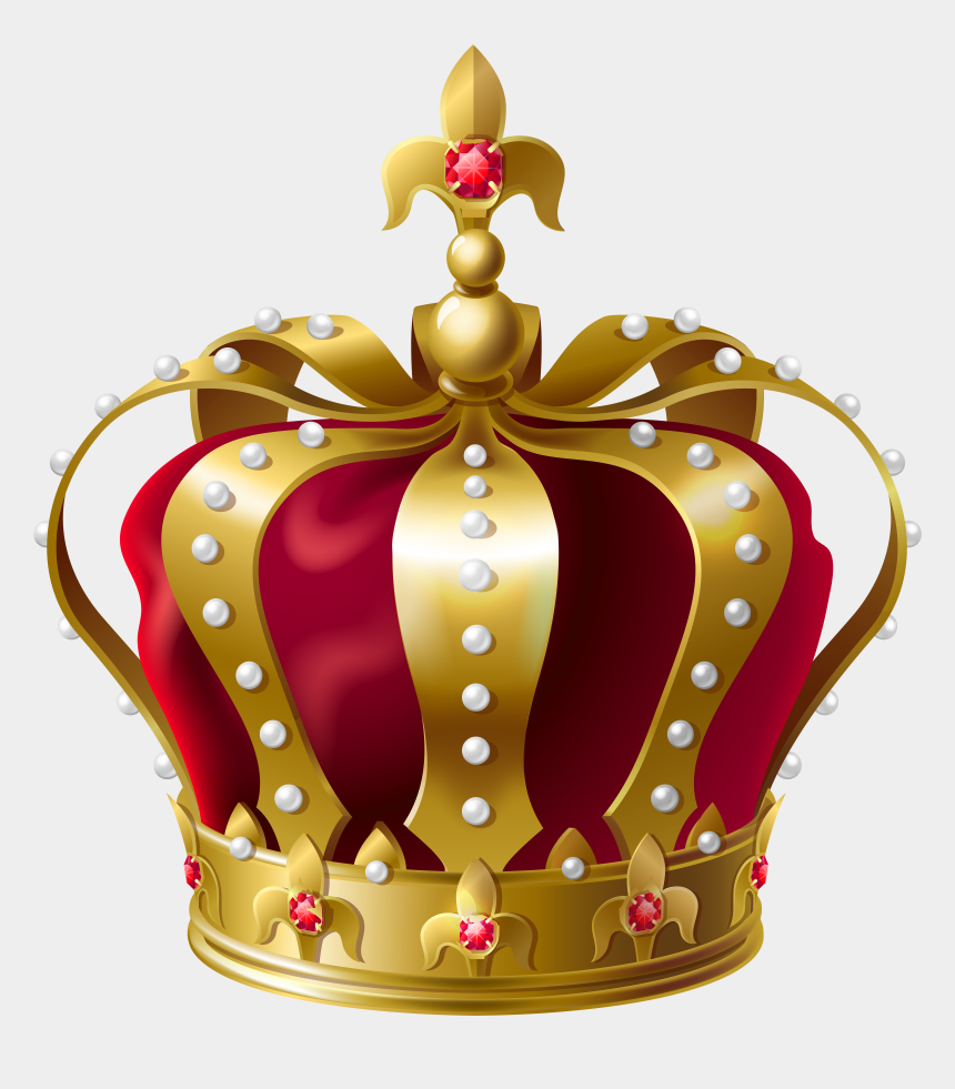 queen crown clip art, Cartoons - King Crown Transparent Png Clip Art Image Crown Png, - Crown And Scepter Clip Art