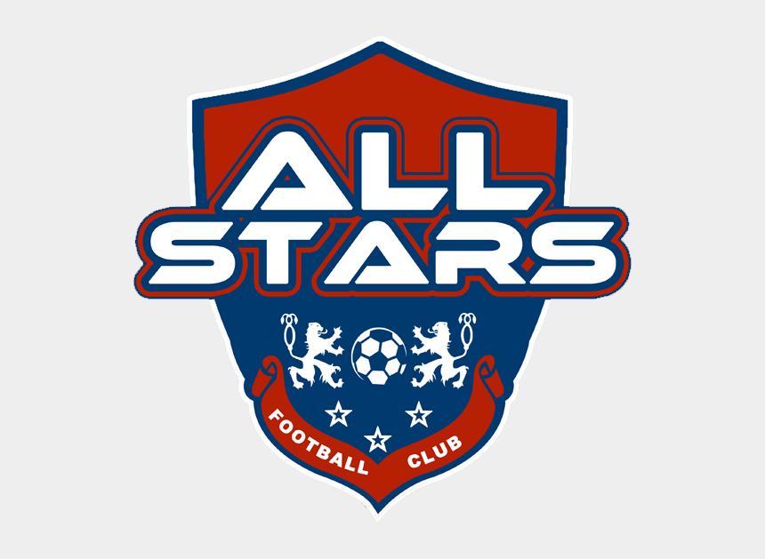 football game clipart, Cartoons - League All Football All-star F - All Stars F.c.