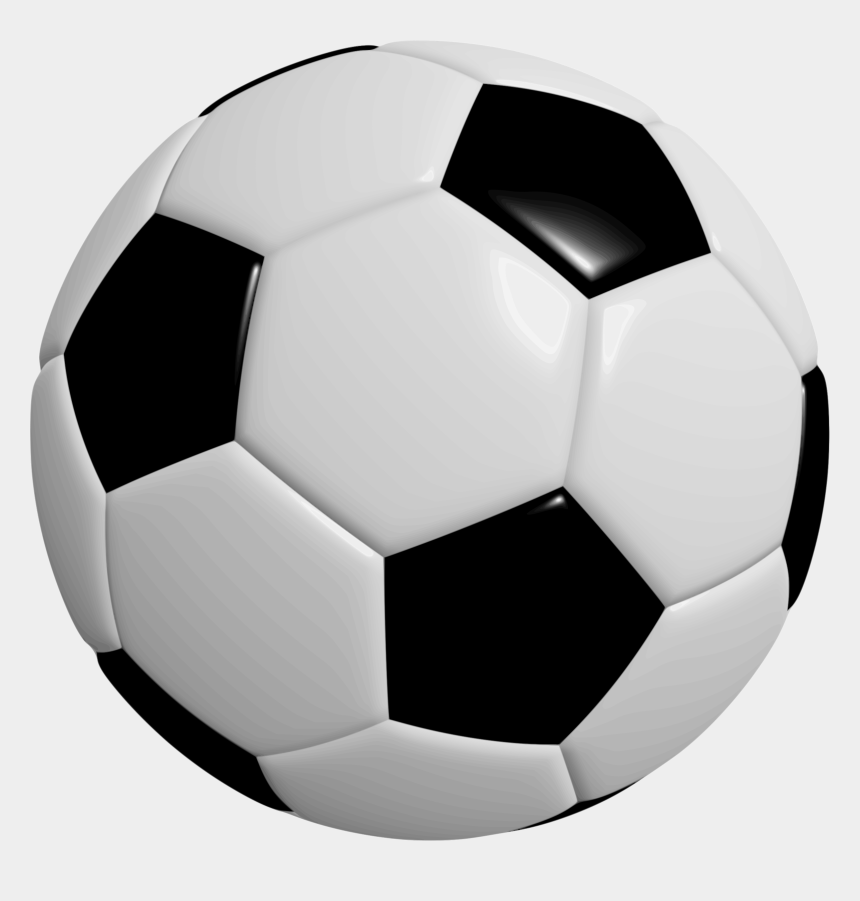 soccer ball clipart black and white, Cartoons - Soccer Ball Clipart Big - Soccer Ball Png