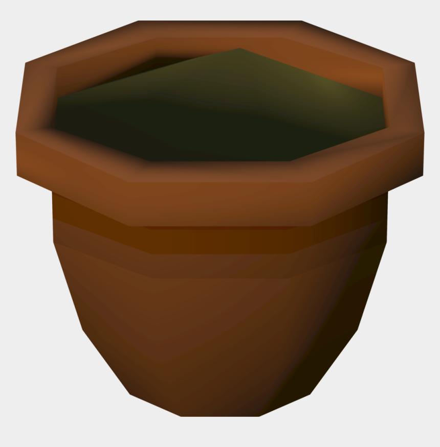 growing plant clipart, Cartoons - Potted Plants Clipart Growth Rate - Empty Flower Pot Transparent