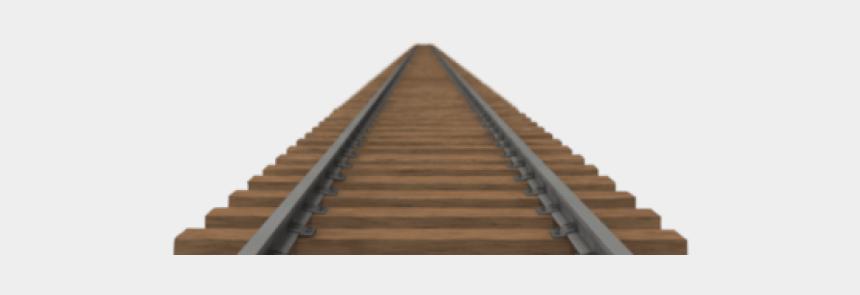 train tracks clipart, Cartoons - Railroad Tracks Clip Art