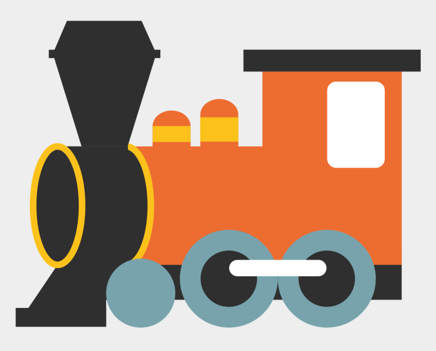 steam train clipart, Cartoons - Locomotive Vector Steam Engine - Train Emoji