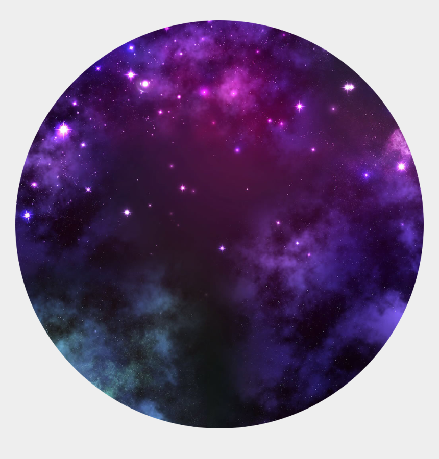 space background clipart, Cartoons - Galaxy Sticker - Outer Space Background