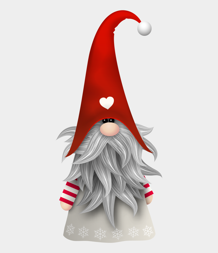 santa beard clipart, Cartoons - Santa Claus Dibujo, Santa Claus Drawing, Christmas - Scandinavian Gnome Clip Art