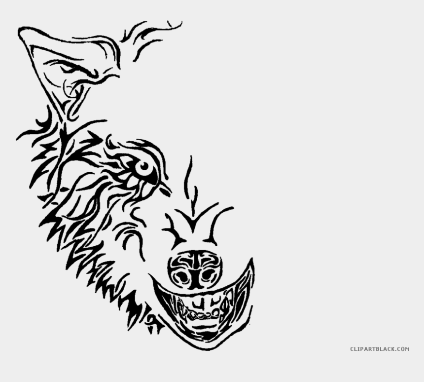 wolf face clipart, Cartoons - Page Of Clipartblack Com Animal Free Black Ⓒ - Illustration